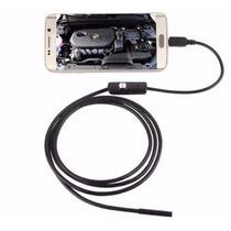 Câmera Inspeção Sonda Endoscópica Android 6 Leds Usb