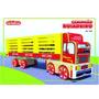 Brinquedo Educativo - Caminhão Boiadeiro - Pedagogia