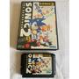 Jogo Mega Drive Sonic 2 The Hedgehog  Japones Original