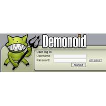 Convites Demonoid / Compra Segura + Envio Garantido!