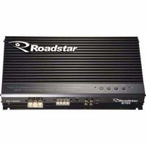 Modulo Amplificador Roadstar Rs-1200d 1200w Digital