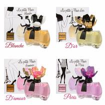 Kit 15 Perfume Paris Elysees La Petite Fleur De Paris 100ml