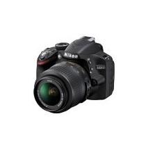 Câmera Digital Nikon D3200 24.1mp Visor 3 Zoom Ótico Na L