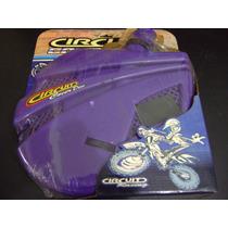 Protetor De Disco Circuit Roxo