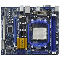 Placa Mae Asrock N68-vs3 Ucc Socket Am3 Ddr3 Com Garantia