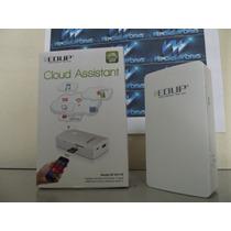 Wi-fi Modem Roteador E Repetidor C/ 3g + Powerbank Portatil