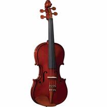 Violino Eagle Ve-431 3/4 Envernizado C/ Estojo