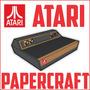 Atari Papel Imprimir Cortar Colar
