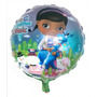 Balão Metalizado Doutora Brinquedo Kit C/20 Balo¿s