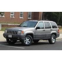 Sucata Grand Cherokee Limited 5.9 V8 1998 (vendido Em Peças)