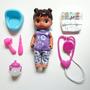 Boneca Baby Alive Morena E Ruiva 30cm Faz Xixi- Promoção