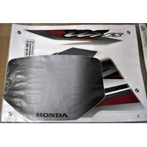 Jogo De Faixa Honda Xlr125 Es 2002 Branca