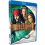 Piratas Do Caribe: O Baú Da Morte - Blu-ray