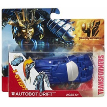 Transformers 4 One-step Autobot Drift A6155