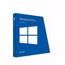 Windows 8.1 Pro - Product Key Chave Original Vitálicio 10