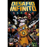 Thanos - Desafio Infinito - Capa Dura - Marvel
