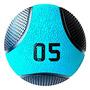 Bola Medicine Ball 5kg Liveup Antiderrapante -  Original