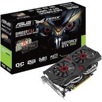 Placa De Video Geforce Nvidia Gtx 960 Strix Oc Edition 2gb