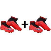 c108ae765c Busca chuteira adidas e Nike botinha com os melhores preços do ...