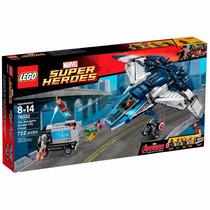 Lego Avengers 76032 A Perseguição Na Cidade 722 Peças