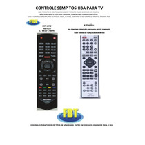 Controle Toshiba Para Tv Com Netflix Ct6610 Fbt1972