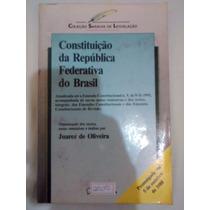 Livro - Constituição Da Republica Federativa Do Brasil