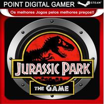 Jurassic Park: The Game - Jogo Original - Steam Pc