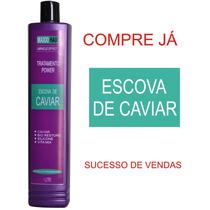 2 Escovas De Caviar Maxxi Hair Profissional **frete Grátis**