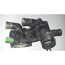 Carcaça Valvula Termostatica Sensor Vw Gol G5/fox Completa