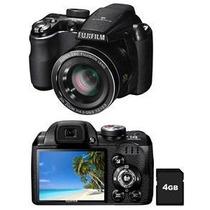 Câmera Digital Fujifilm Finepix S4000 C 14mp, Lcd 3.0¿, Zoom
