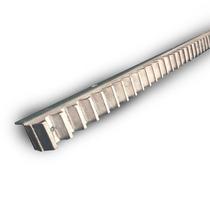 Barra De Cremalheira Industrial Alumínio - Módulo 6