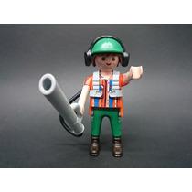 6840 Playmobil Figuras Surpresas P9 Jardineiro