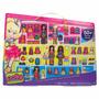 Polly Pocket- 5 Polly Amigas Super Fashion + 50 Itens 7937-6