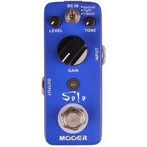 Pedal Mooer Solo Distortion - Mds5 - Pd0872