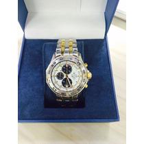 Relógio Bulova Marine Star 96g55 Misto Original