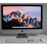 iMac Me088ll/a 27  Intel Core I5 8gb Hd-1tb - Nf E Garantia