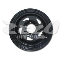 Roda Aro Jante Ferro Direcional Troller, Toyota 4x4 15x8 6f