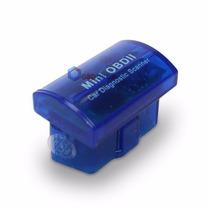 Scanner Automotivo Obd2 Bluetooth Mais Barato Android -$