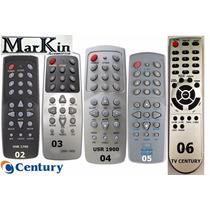 Controles Century Super Color, Usr 1950, 1900, 1700, Tv Cent