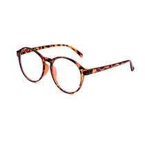 Armação Óculos De Grau Retrô Vintage Clássico Redondo