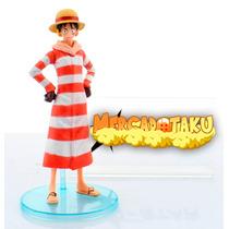 Boneco Anime One Piece Luffy 13 Cm