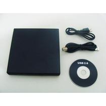 Gravador Dvd Externo Novo Modelo Para Pc Notebook E Mais!