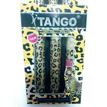 Kit Tango C/ Delineador + Rimel + Gloss 4d Onçinha Volume