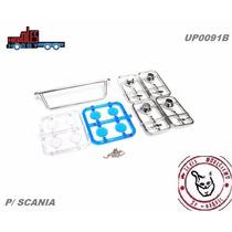 Farol Auxiliar P/ Truck Tamiya Scania Up0091b