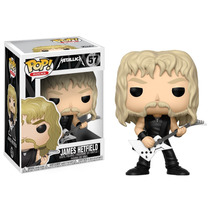 Funko Pop! Rocks: Metallica - James Hetfield #57