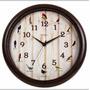 Relógio De Parede Canto Pássaros Brasileiros Gigante 6691