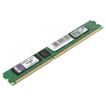 Memória Kingston 4096 Mb (4gb) 1333mhz Ddr3 Original Novo Ok
