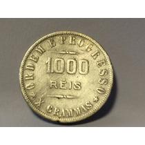 Moedas 1.000 Réis De 1907