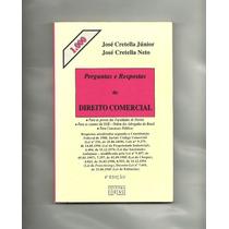 Livro - 1.000 Perguntas E Respostas De Direito Comercial