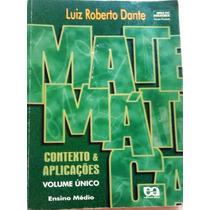 Matemática - Contexto & Aplicações